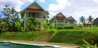 bali ubud family villas